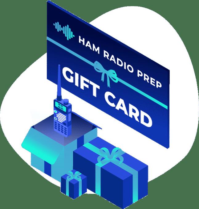 HamRadioPrep Gift Card