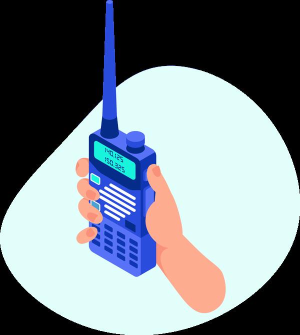 The Best Handheld Ham Radios