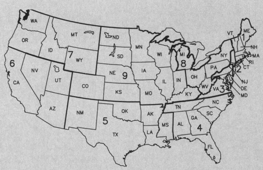 1937 Call Area