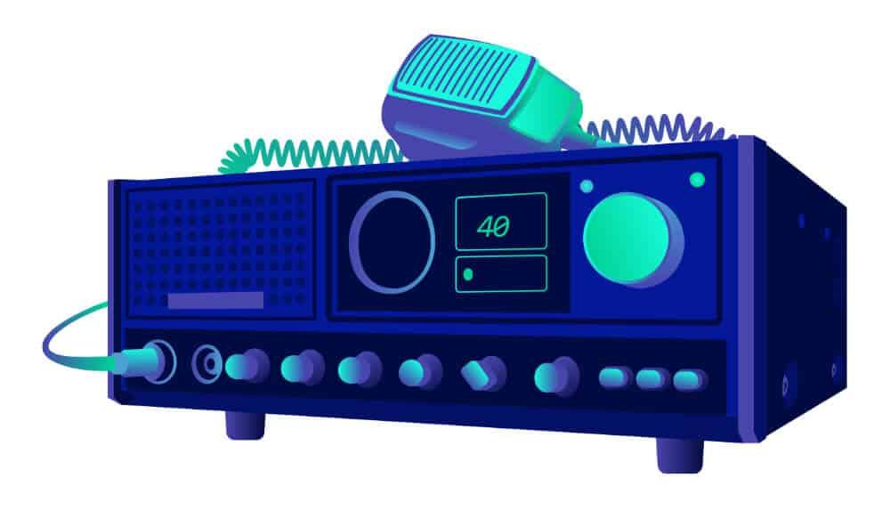 CB Radio Diagram
