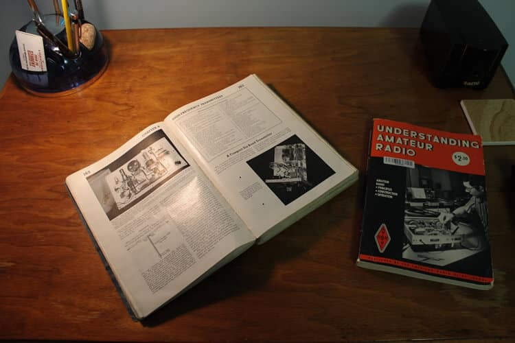 Amateur radio how-to books