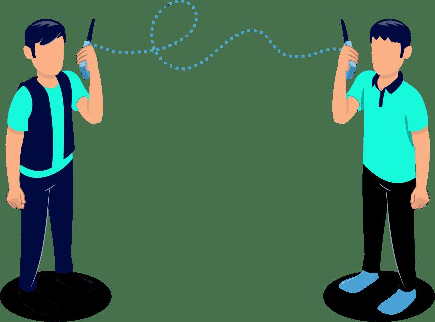 How far can you talk on ham radio?